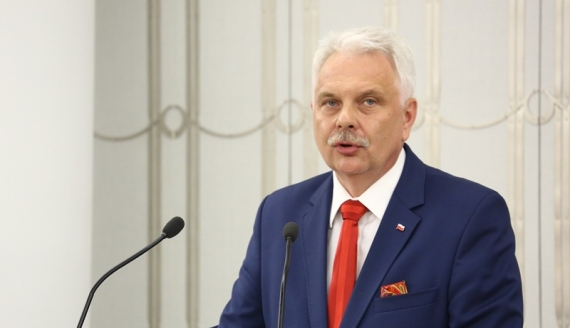 Waldemar Kraska, źródło: Senat RP