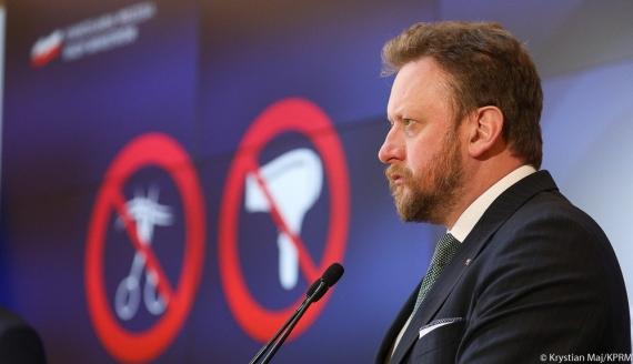 Łukasz Szumowski, źródło: Krystian Maj/KPRM
