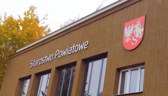 Starostwo powiatowe w Siemiatyczach, fot. Marcin Mazewski