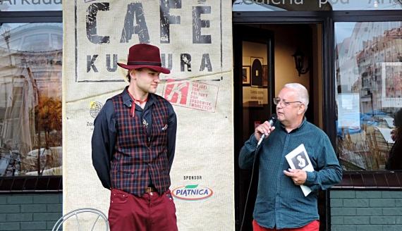 Café Kultura w Łomży, fot. Adam Dąbrowski
