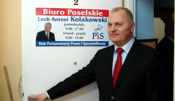 Lech Kołakowski, fot. Adam Dąbrowski