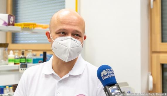 dr Marek Bartoszewicz, fot. Joanna Szubzda