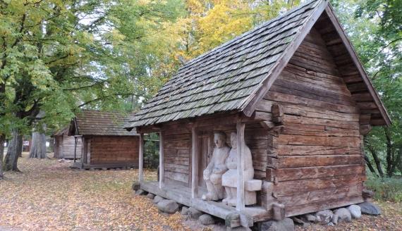 Muzeum Rolnictwa w Ciechanowcu, fot. Adam Dąbrowski