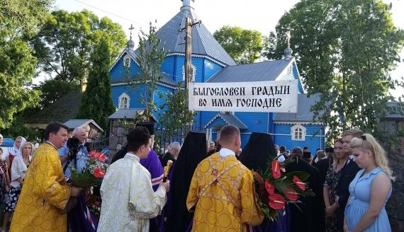 Cerkiew w Starym Korninie, fot. Anna Petrovska