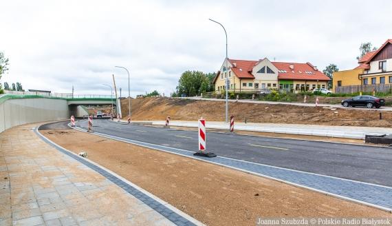 Ulica Klepacka w Białymstoku, fot. Joanna Szubzda