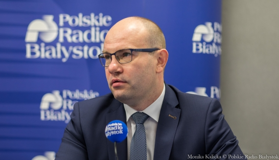 Artur Kosicki, fot. Monika Kalicka, archiwum