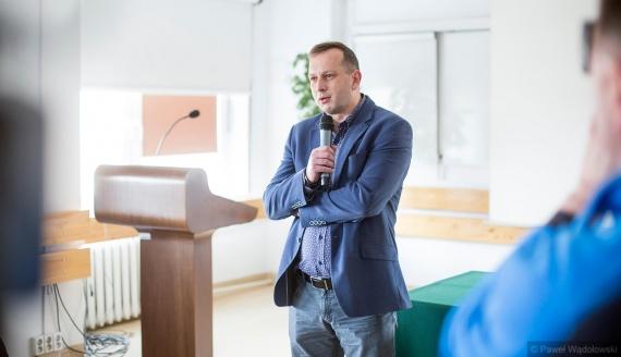 Jacek Roleder, fot. Paweł Wądołowski