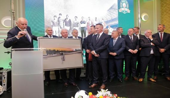 90-lecie Podlaskiego Związku Piłki Nożnej, źródło: Podlaski ZPN