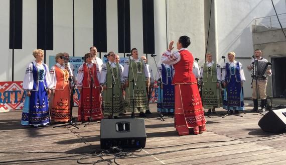 Święto Kultury Białoruskiej 2020, fot. Marek Zabrocki