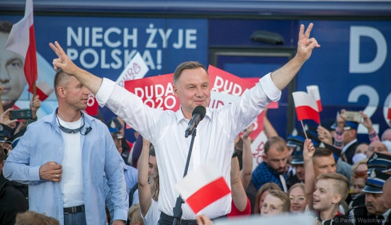 fot. Paweł Wądołowski