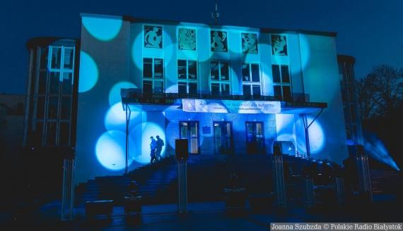 Światowy Dzień Świadomości Autyzmu w Białymstoku, fot. Joanna Szubzda