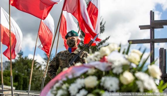 81. rocznica sowieckiej agresji na Polskę, fot. Joanna Szubzda