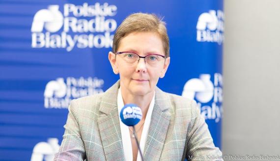 Joanna Zajkowska, fot. Monika Kalicka (archiwum)