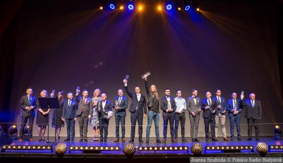 Laureaci Konkursu Podlaska Marka 2018, fot. Joanna Szubzda