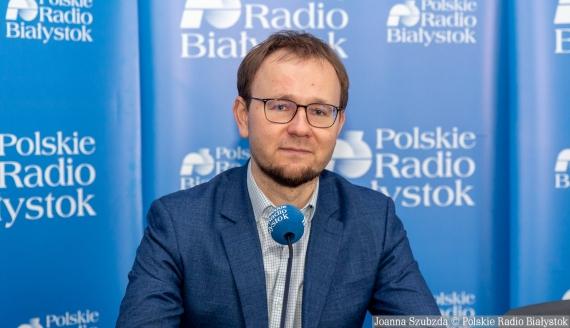 Wojciech Konończuk, fot. Joanna Szubzda (archiwum)