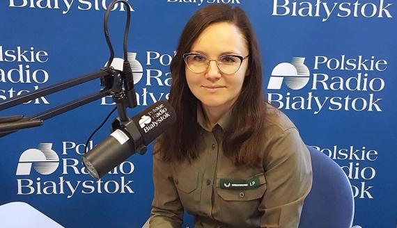 Anna Poskrobko, fot. Aneta Gałaburda