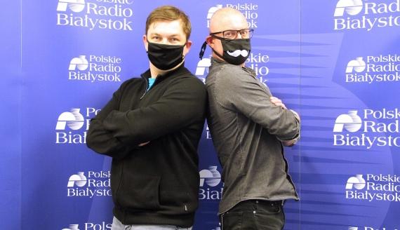 Kamil Kalicki i Andrzej Ryczkowski, fot. Marcin Gliński