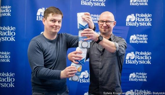 Kamil Kalicki i Andrzej Ryczkowski, fot. Sylwia Krassowska