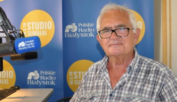 prof. Krzysztof Jasiewicz, fot. Tomasz Kubaszewski