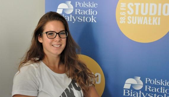 Maria Andrejczyk, fot. Tomasz Kubaszewski