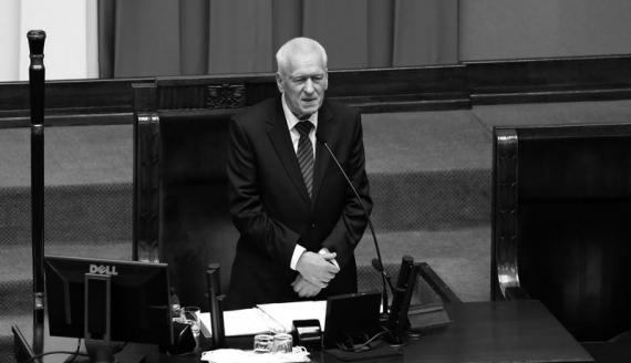 Kornel Morawiecki, źródło: www.sejm.gov.pl