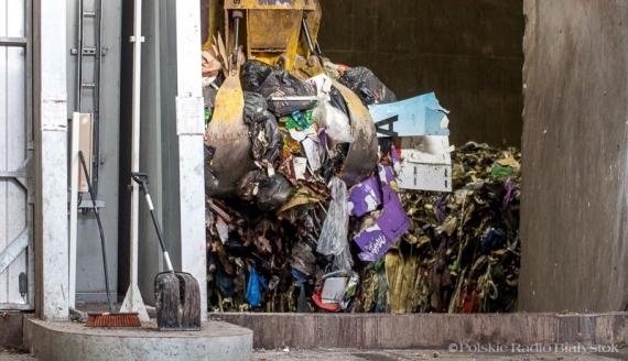 Spalarnia odpadów w Białymstoku, fot. Joanna Szubzda
