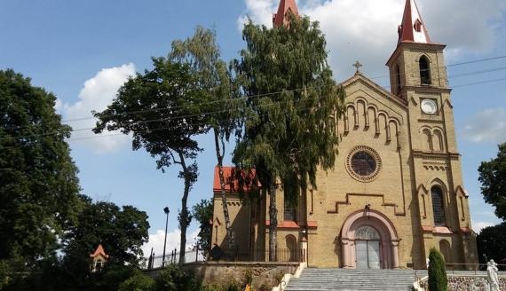 Kościół w Dąbrowie Białostockiej, fot. Marcin Gliński