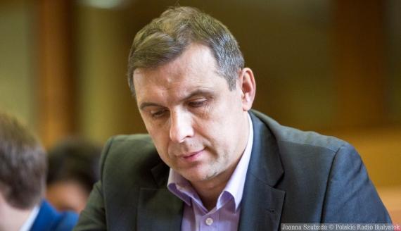 Jacek Chańko, fot. Joanna Szubzda