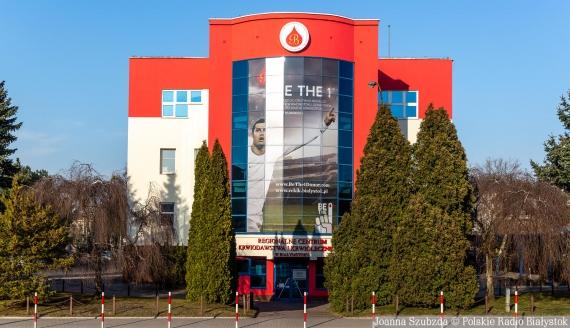 Regionalne Centrum Krwiodawstwa i Krwiolecznictwa w Białymstoku, fot. Joanna Szubzda