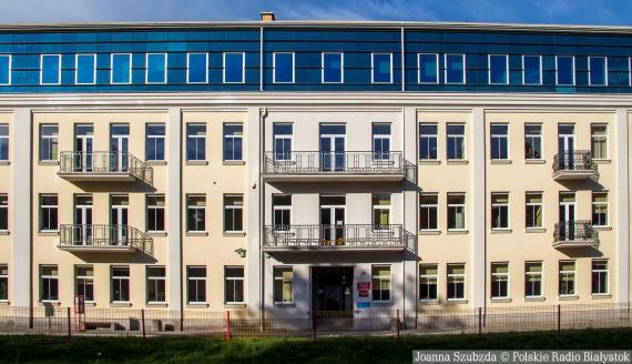 Urząd Miejski w Białymstoku, fot. Joanna Szubzda