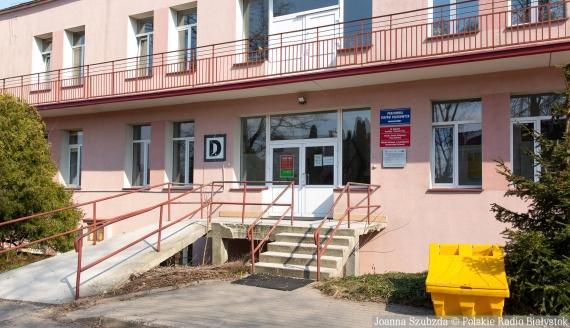 Uniwersytecki Szpital Kliniczny przy ul. Żurawiej w Białymstoku, fot. Joanna Szubzda