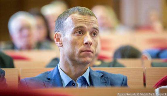 Rafał Grzyb, fot. Joanna Szubzda