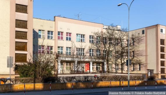 Wojewódzki Szpital Zespolony im. Jędrzeja Śniadeckiego w Białymstoku, fot. Joanna Szubzda