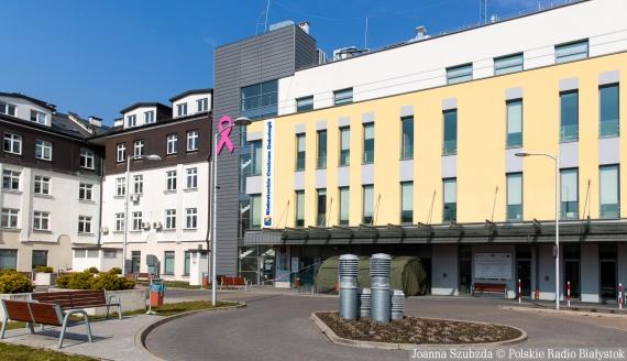 Białostockie Centrum Onkologii w Białymstoku, fot. Joanna Szubzda