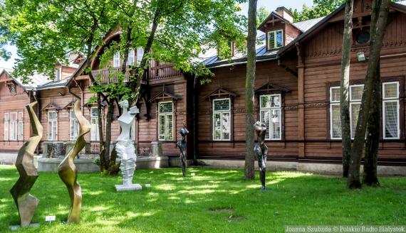 Muzeum Rzeźby Alfonsa Karnego w Białymstoku, fot. Joanna Szubzda