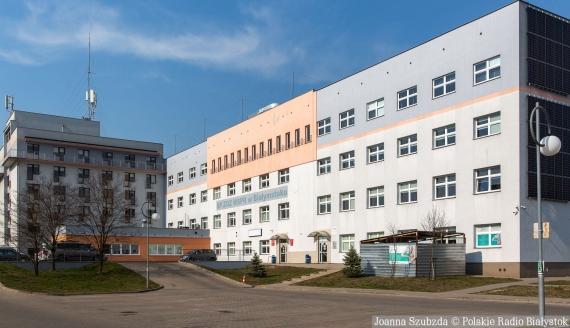 Wojewódzka Stacja Pogotowia Ratunkowego w Białymstoku, fot. Joanna Szubzda