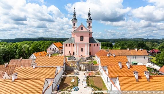Pokamedulski Klasztor w Wigrach, fot. Joanna Szubzda