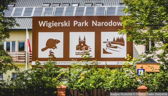 Wigierski Park Narodowy, fot. Joanna Szubzda