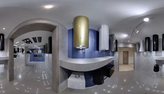 Okapy kuchenne, które odmienią Twoje wnętrze! Odwiedź wirtualny showroom marki Nortberg