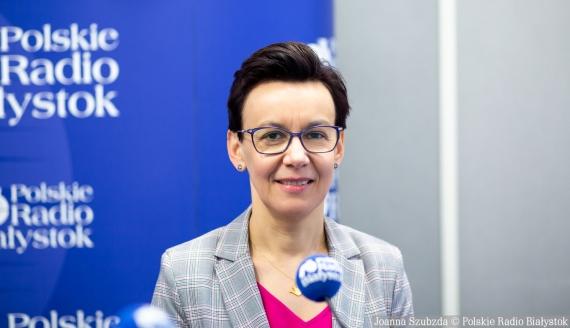Agnieszka Maliszewska, fot. Joanna Szubzda