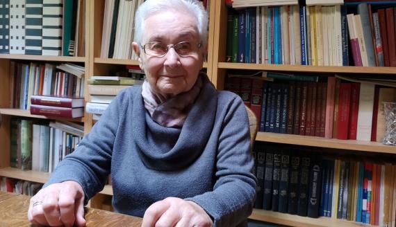 prof. Elżbieta Smułkowa, fot. PRB