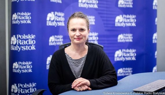 Magdalena Kozińska, fot. Sylwia Krassowska
