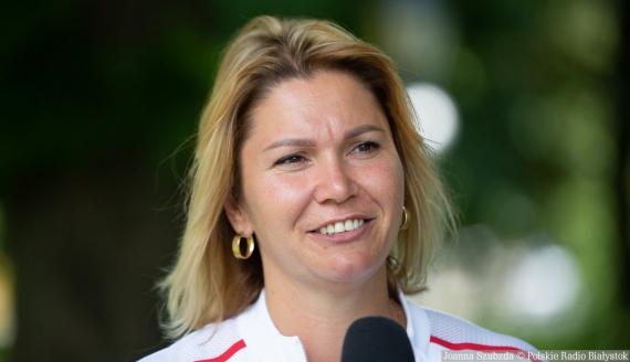 Malwina Wojtulewicz, fot. Joanna Szubzda