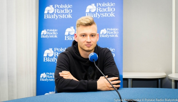 Bartosz Bida, fot. Sylwia Krassowska