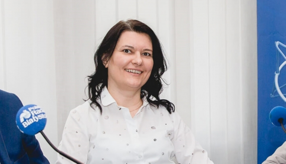 Edyta Dabrowska, fot. Joanna Szubzda