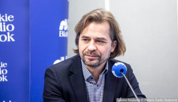 dr Janusz Grycel, fot. Joanna Szubzda