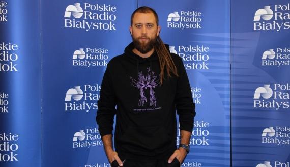 Adrian Łabanowski, fot. Marcin Gliński