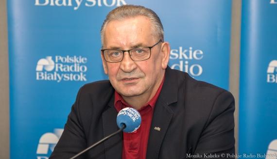 Józef Mozolewski, fot. Monika Kalicka