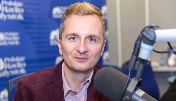 Dominik Sołowiej, fot. Monika Kalicka