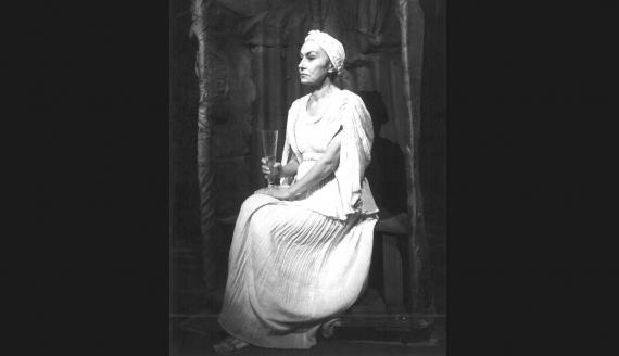 Alicja Telatycka, fotografia z archiwum Teatru Dramatycznego w Białymstoku